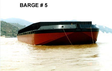New Buildings Deck Cargo Barges